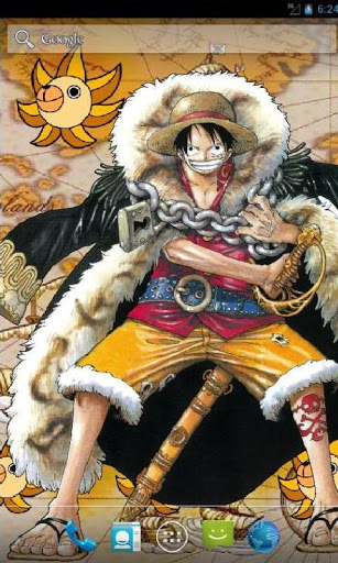 One Piece Live Wallpaper Apps
