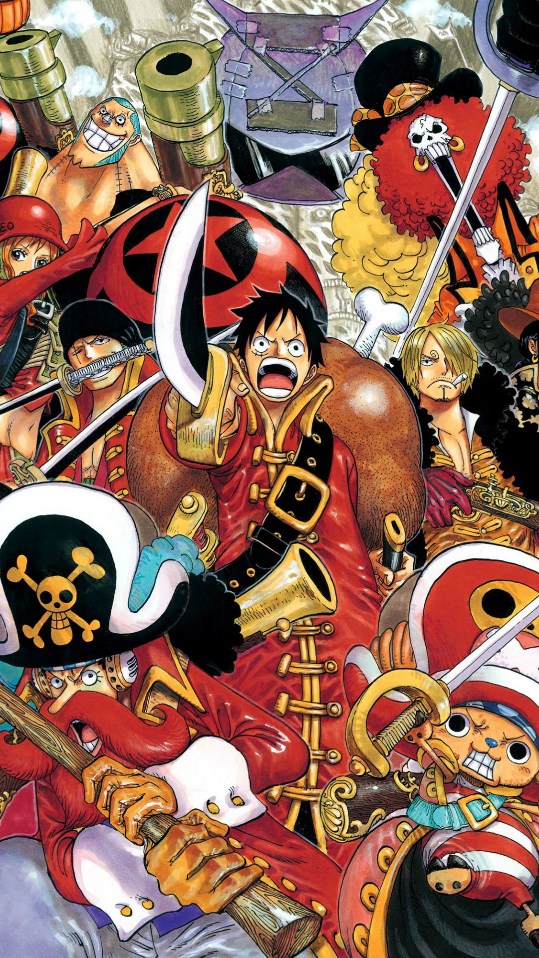 Download One Piece Mobile Wallpaper Gallery