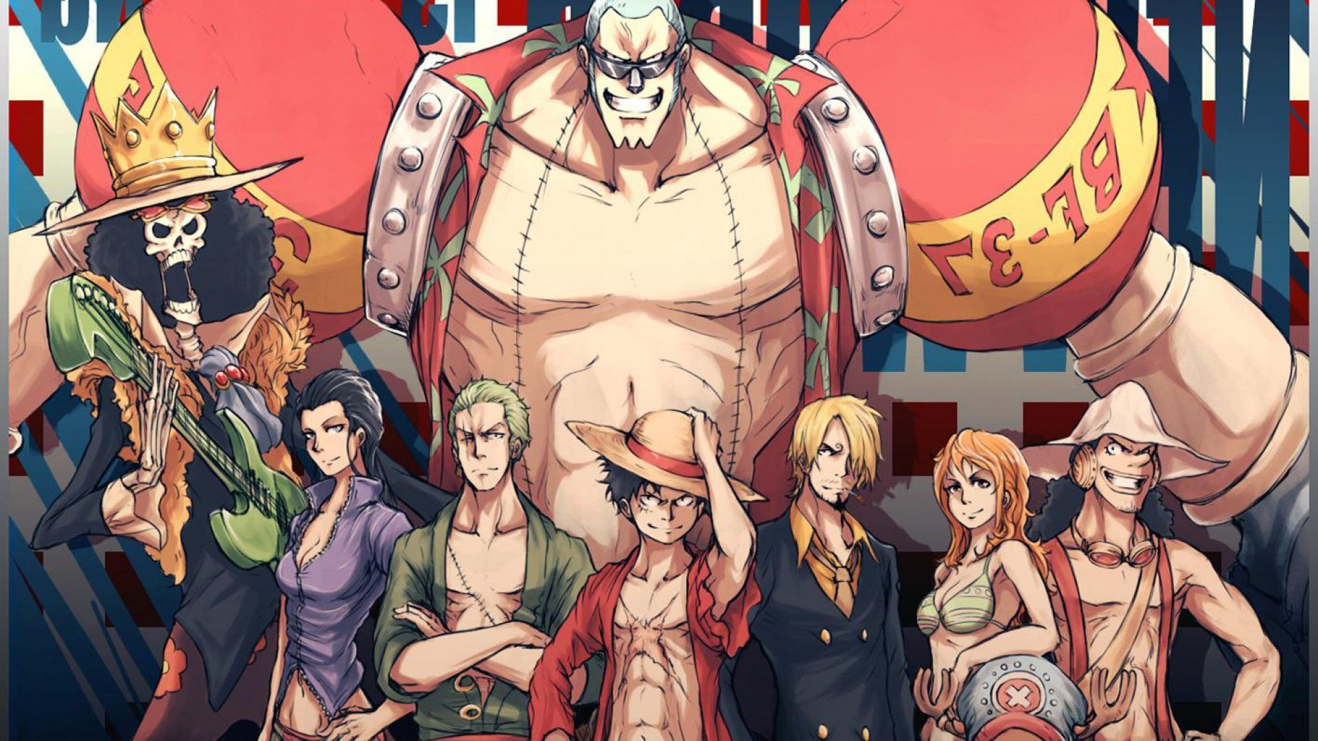 Download One Piece New World Wallpaper Hd Gallery