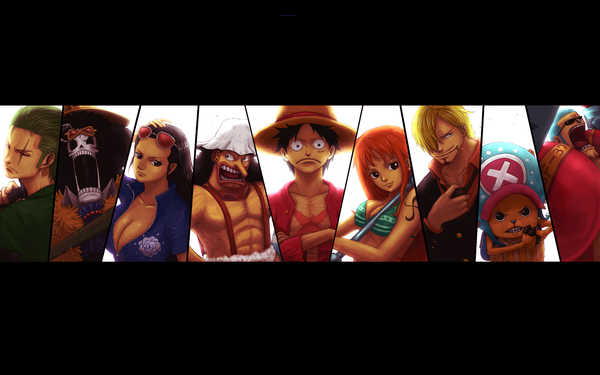 download one piece straw hat pirates wallpaper gallery