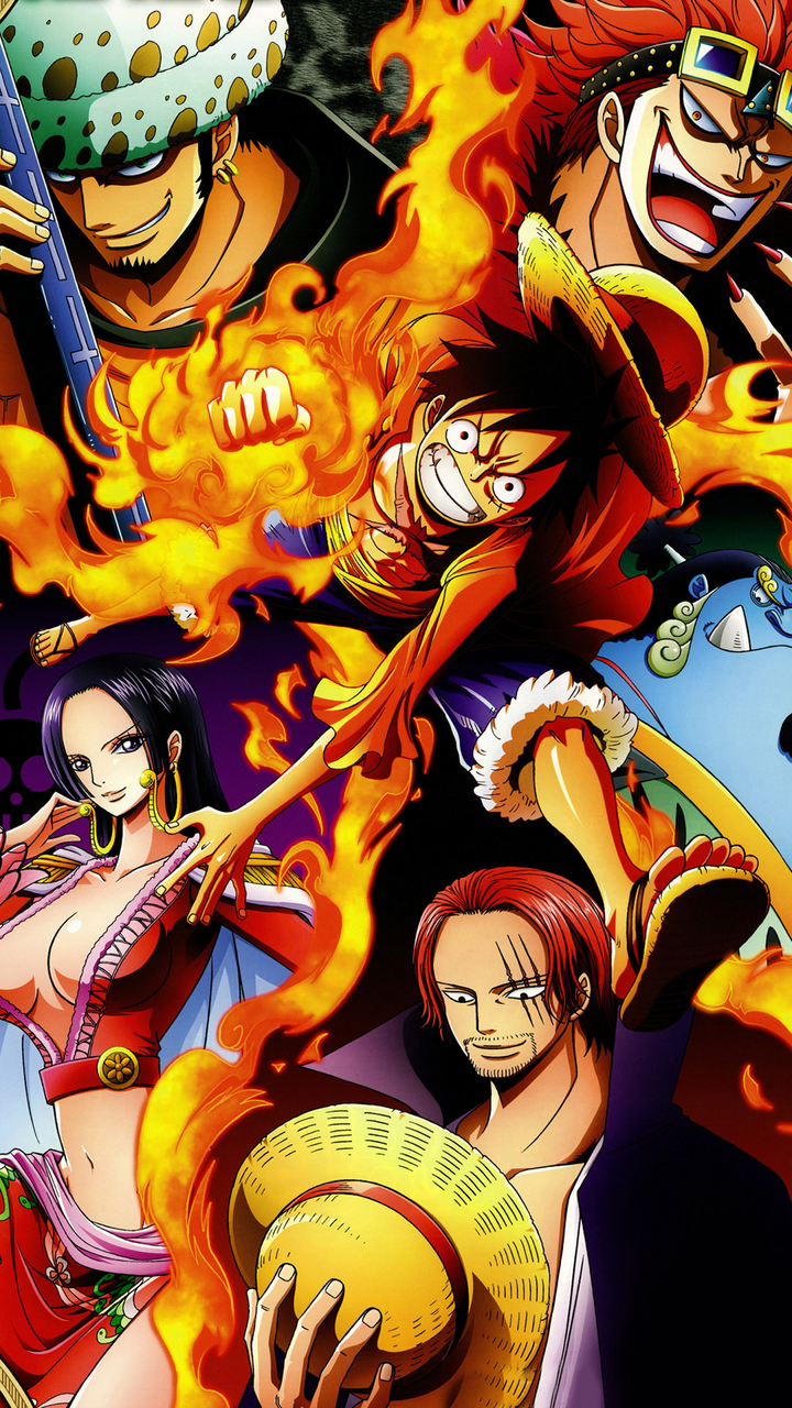 One Piece Wallpaper 720x1280