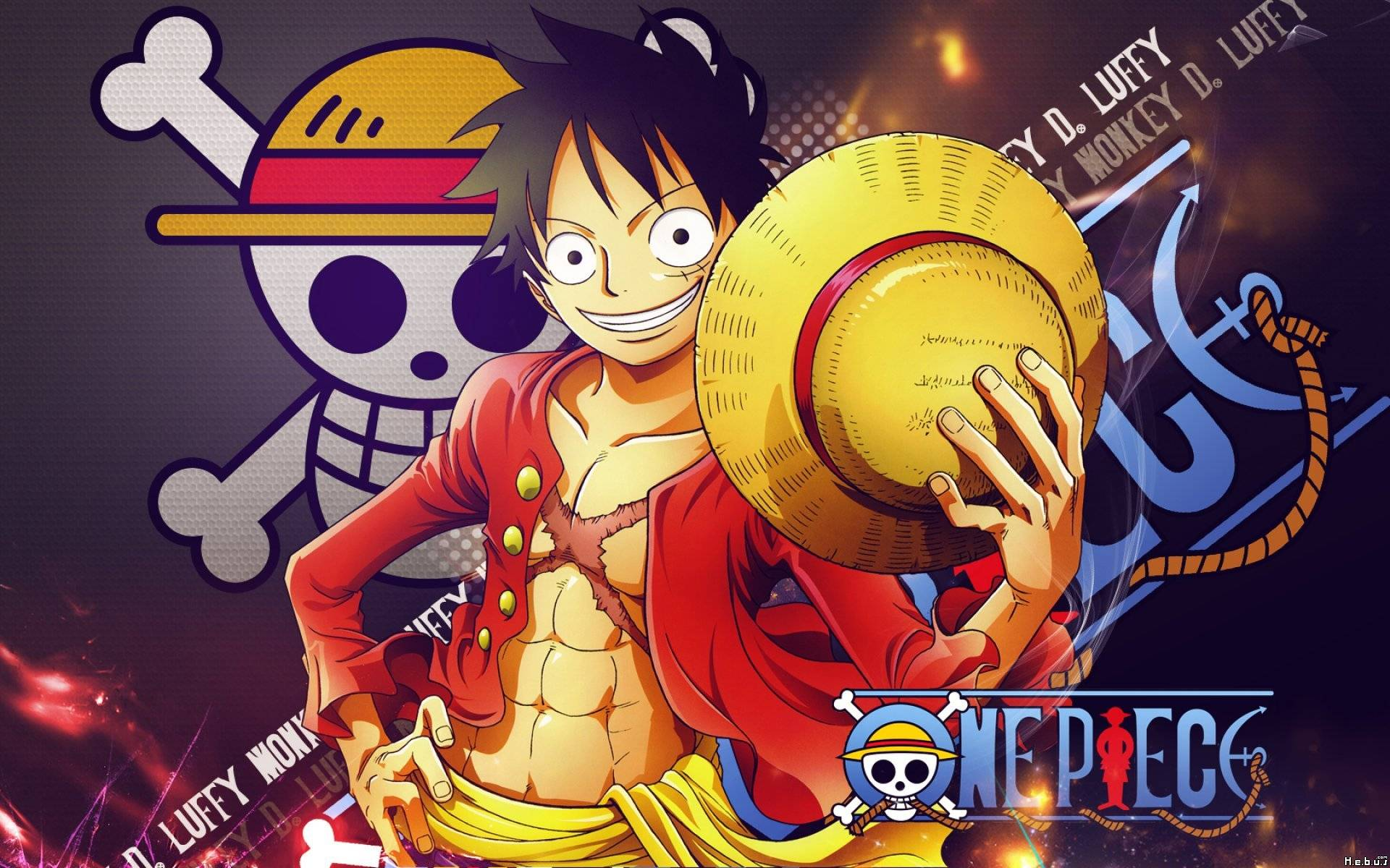 One Piece Wallpaper HD Luffy