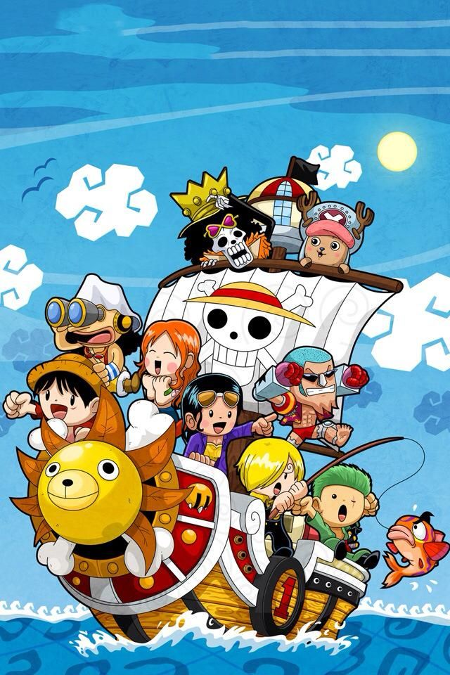 One Piece Wallpaper Samsung