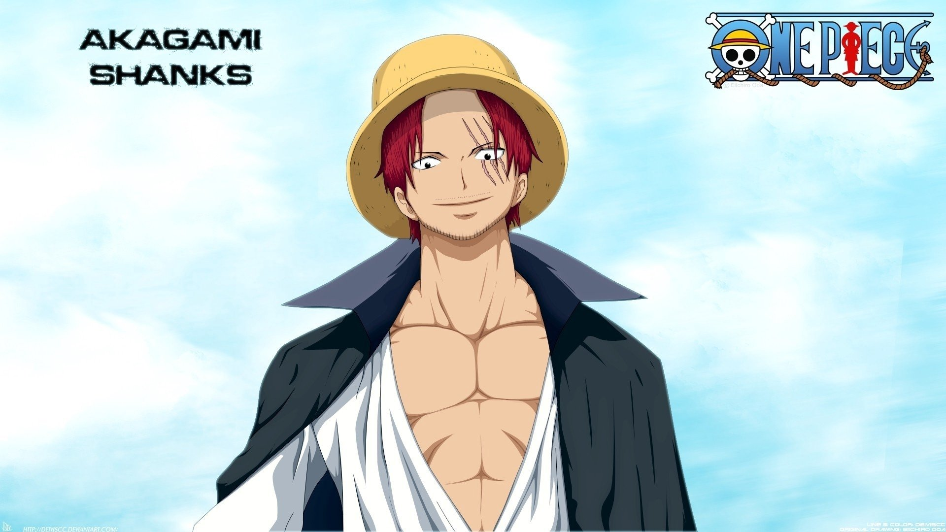 Download One Piece Wallpaper Shanks Gallery