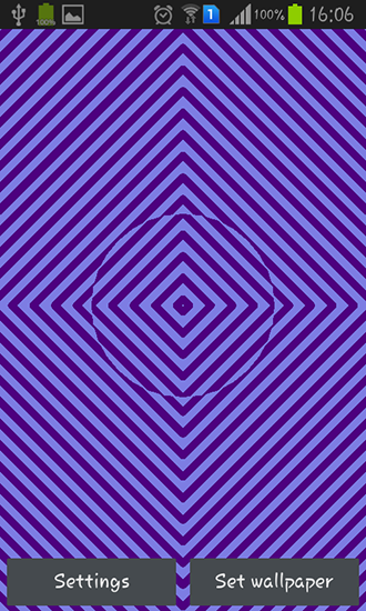 Optical Illusion Live Wallpaper