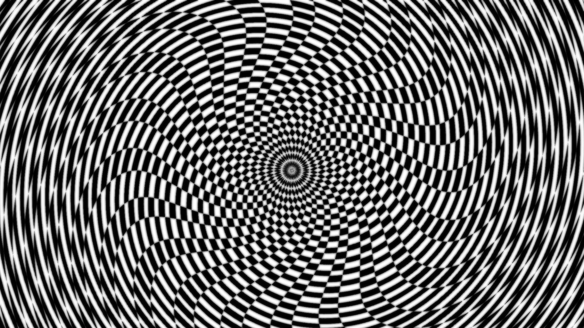 Optical Illusions Wallpaper