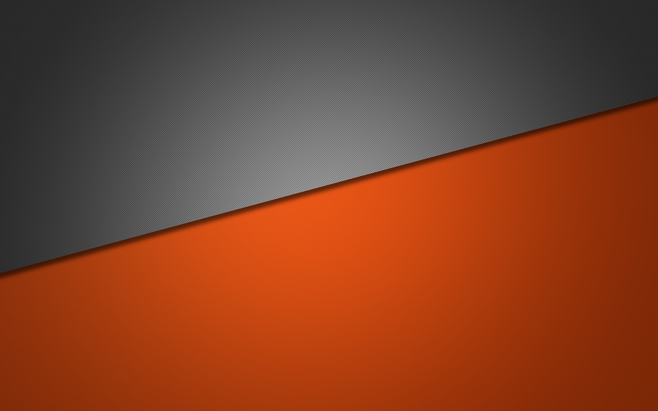 Orange And Gray Wallpaper