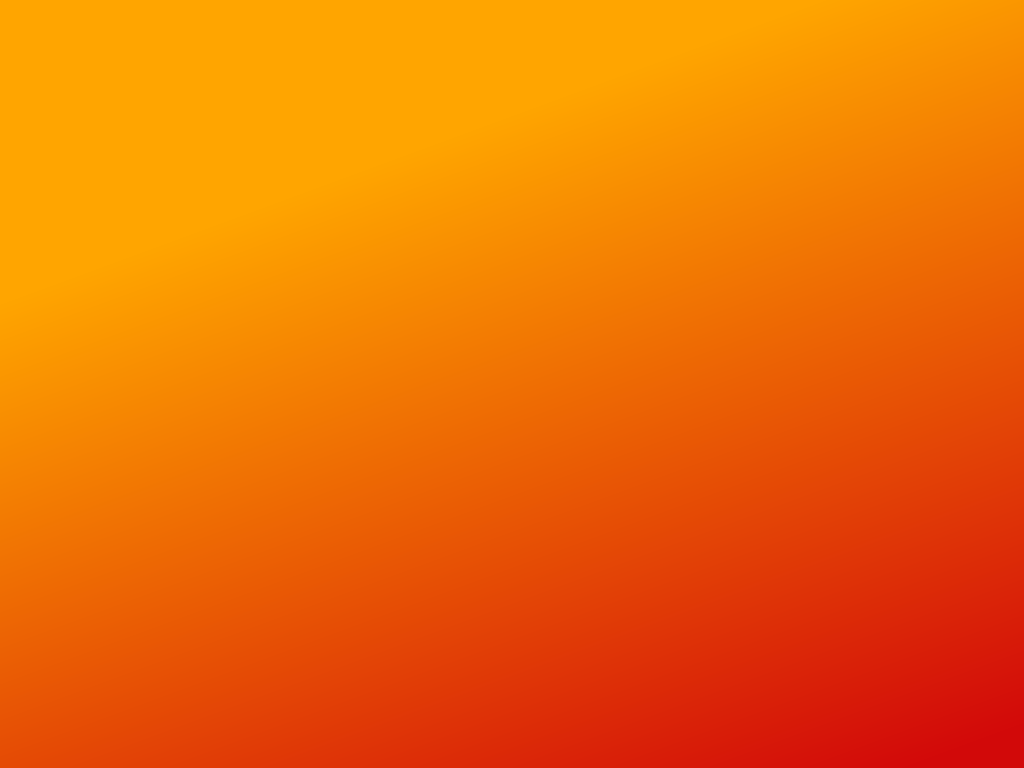 Orange Gradient Wallpaper