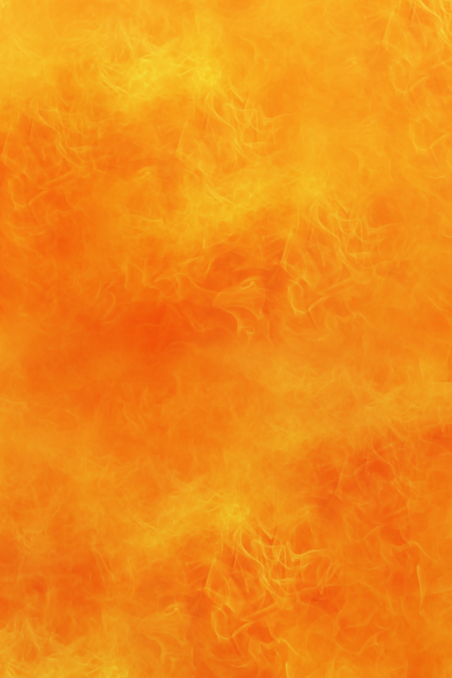 Orange Phone Wallpaper