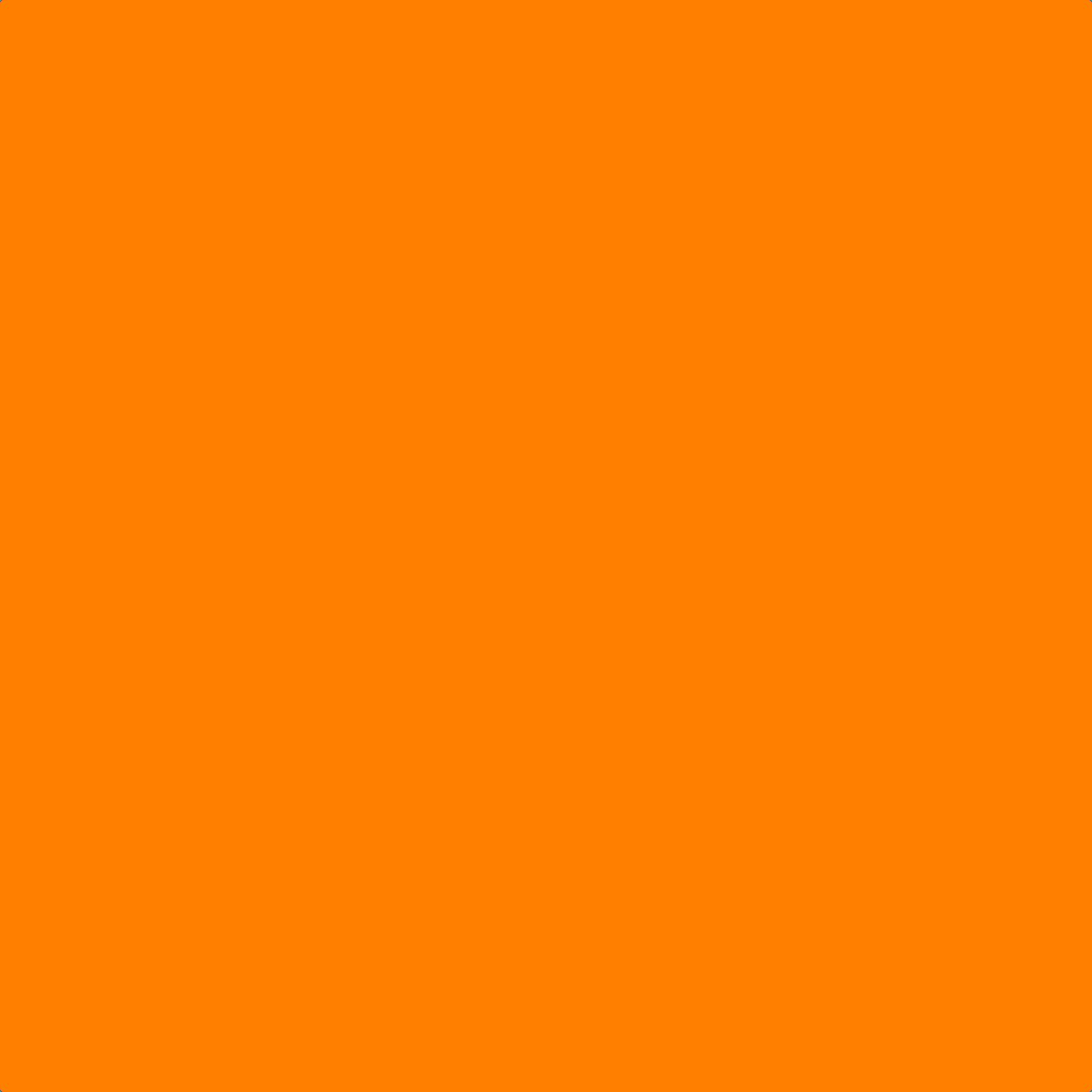 Orange Plain Wallpaper