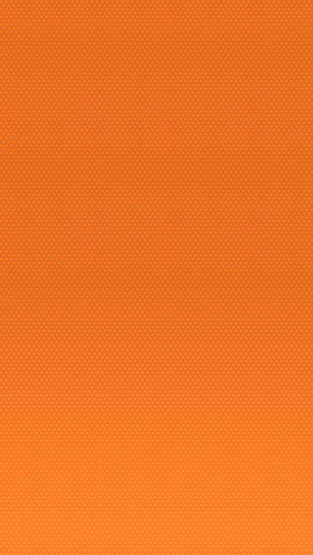 Orange Wallpaper For Iphone