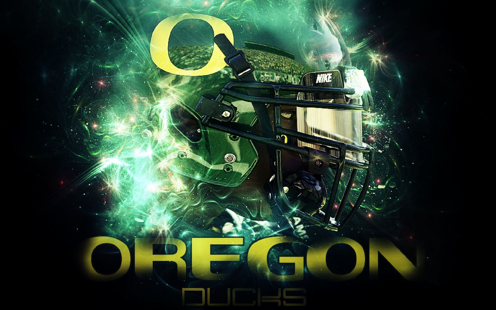 Oregon Wallpaper Ducks