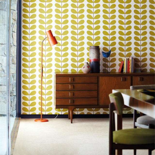 Orla Kiely Wallpaper Usa