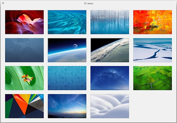 Download Os X Mountain Lion Wallpaper Gallery