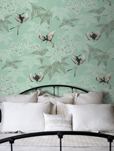 Osborne And Little Grove Garden Wallpaper