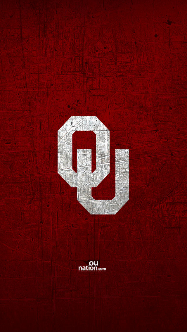 Ou Iphone Wallpaper