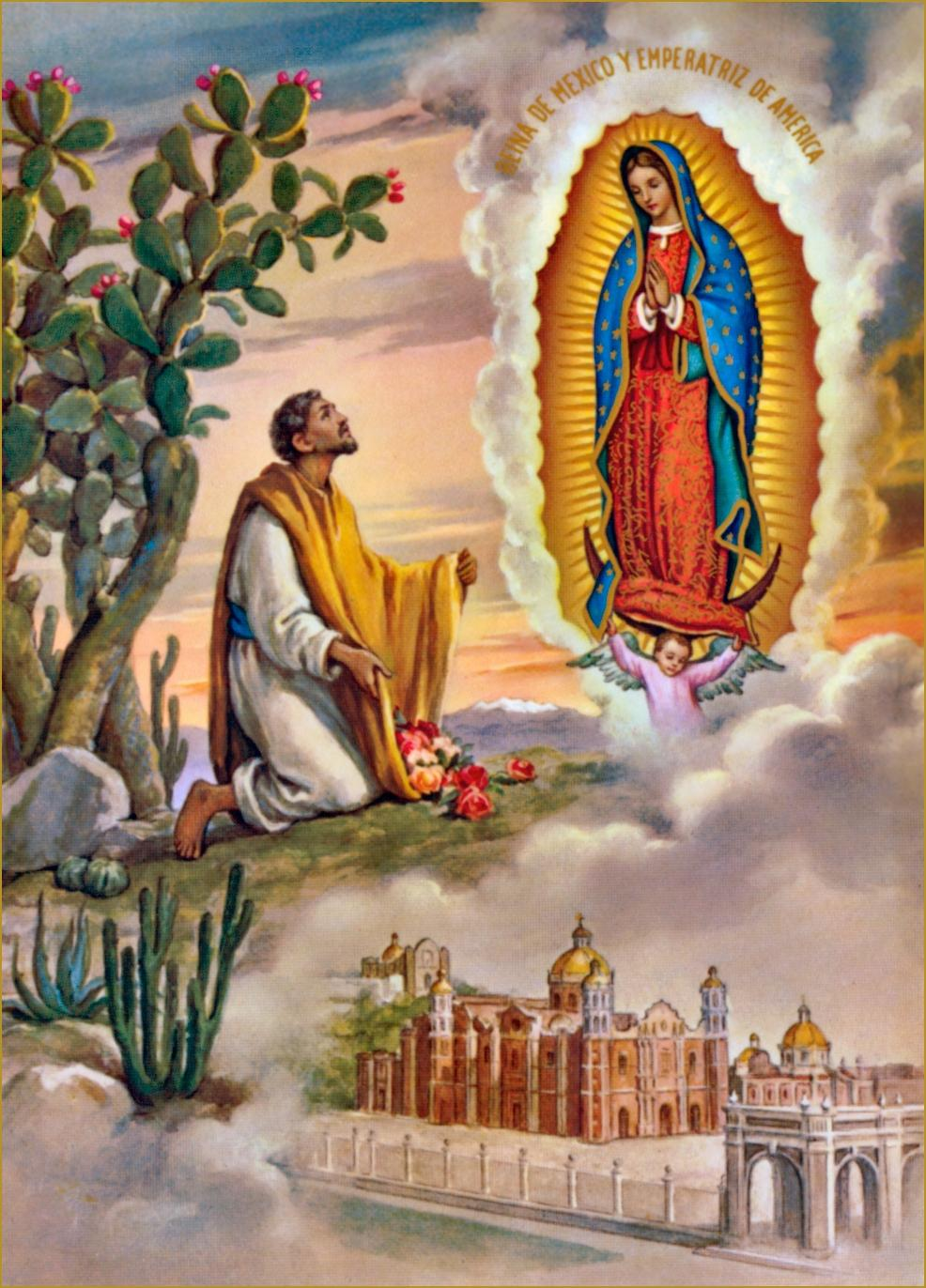 Download Our Lady Of Guadalupe Wallpaper Gallery