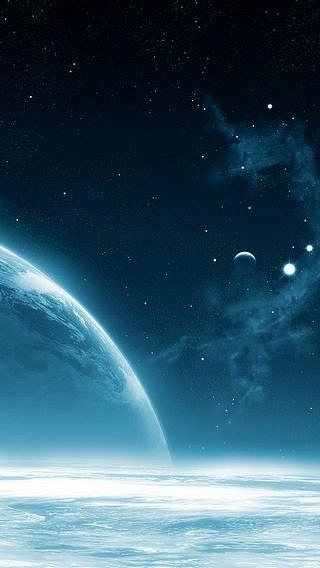 Outer Space Iphone Wallpaper