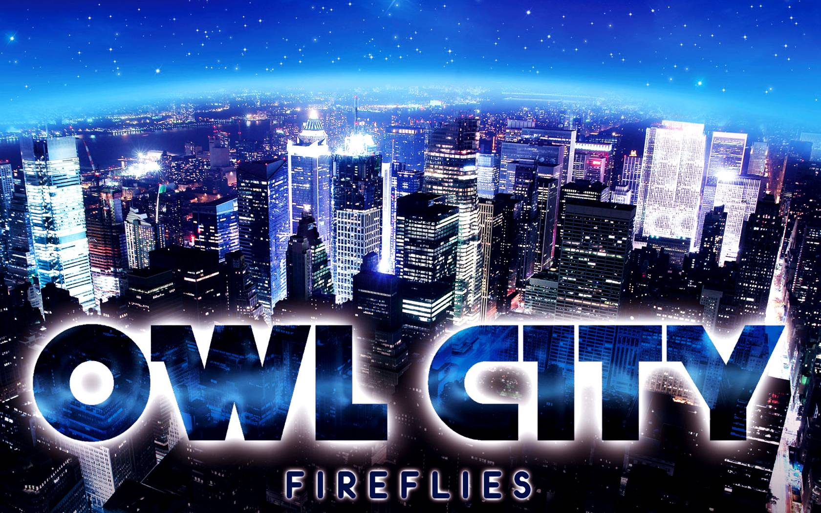 Owl City Fireflies Wallpaper