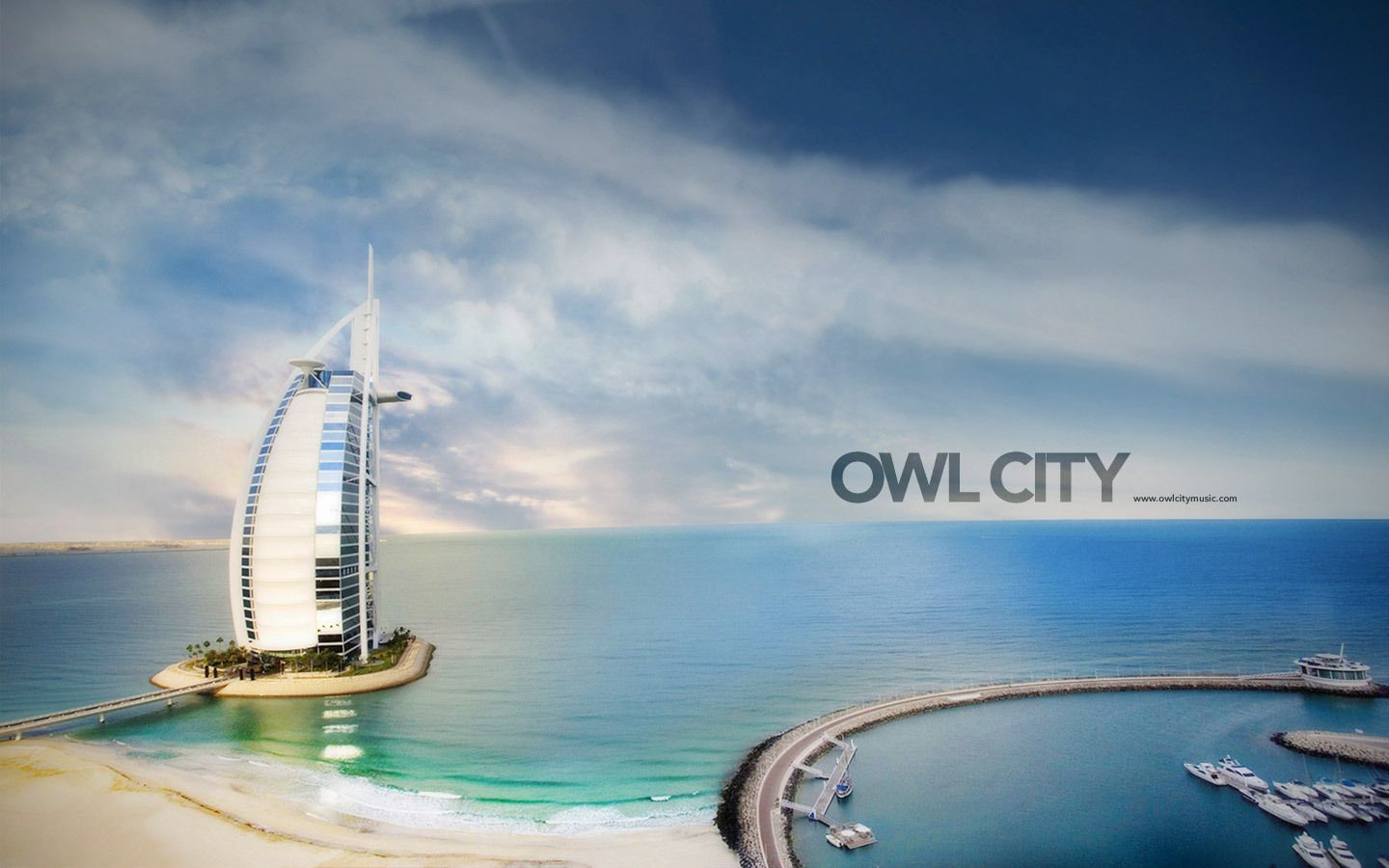 Owl City Wallpaper