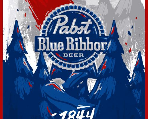 download pabst blue ribbon wallpaper gallery