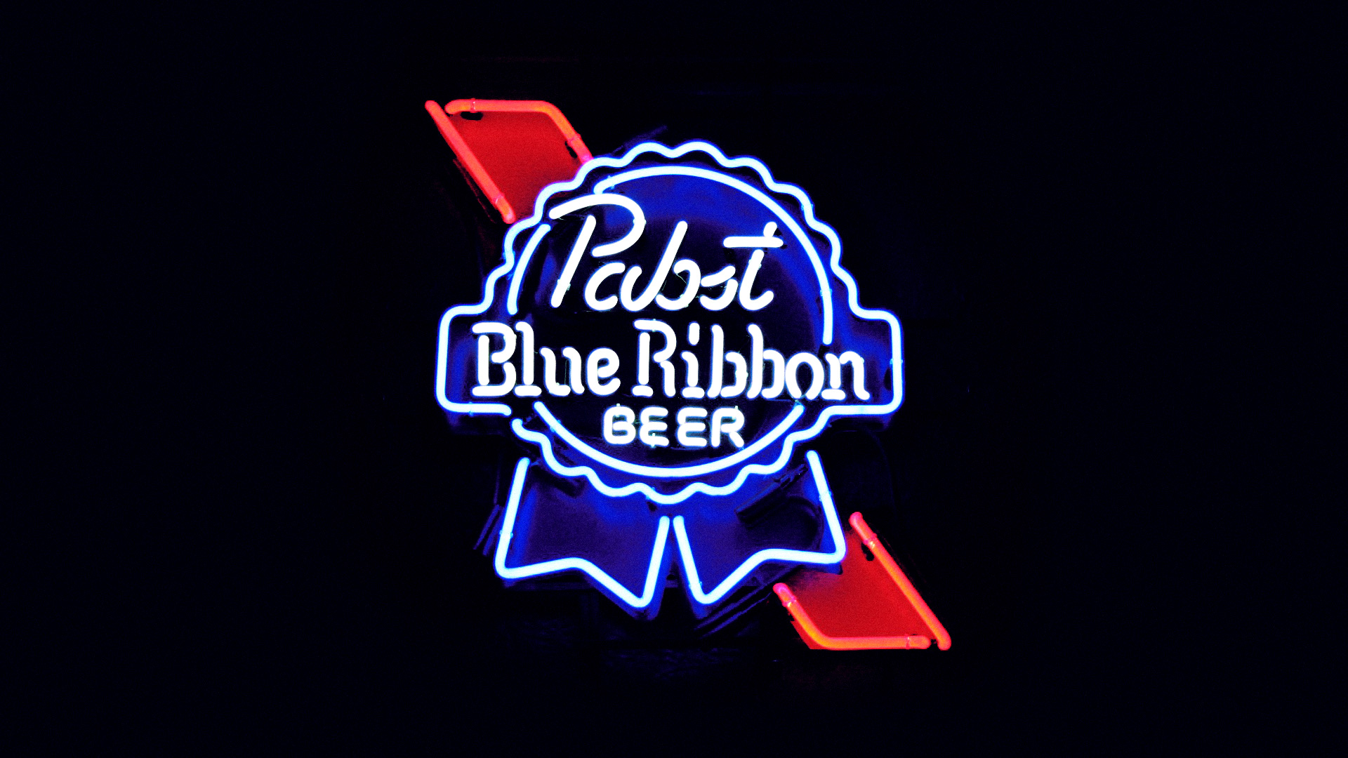 Pabst Blue Ribbon Wallpaper