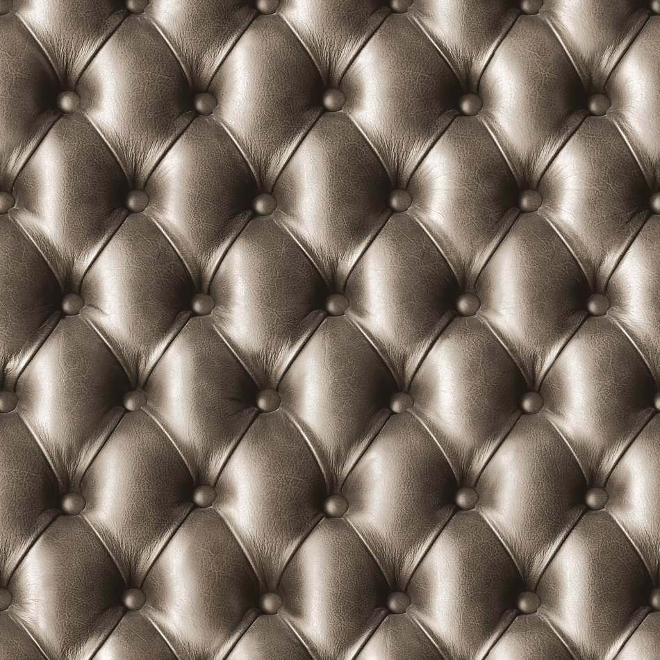 Padded Leather Wallpaper