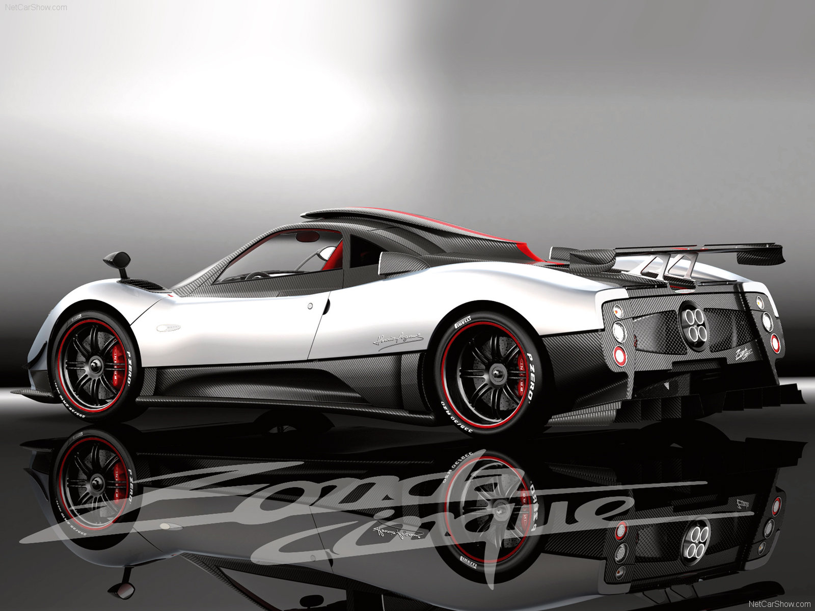 Pagani Zonda Wallpaper