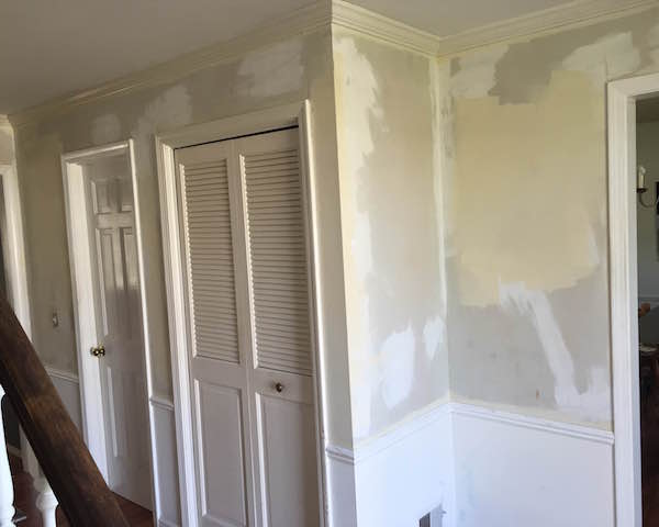 Paint After Removing Wallpaper