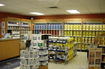 Paint And Wallpaper Store
