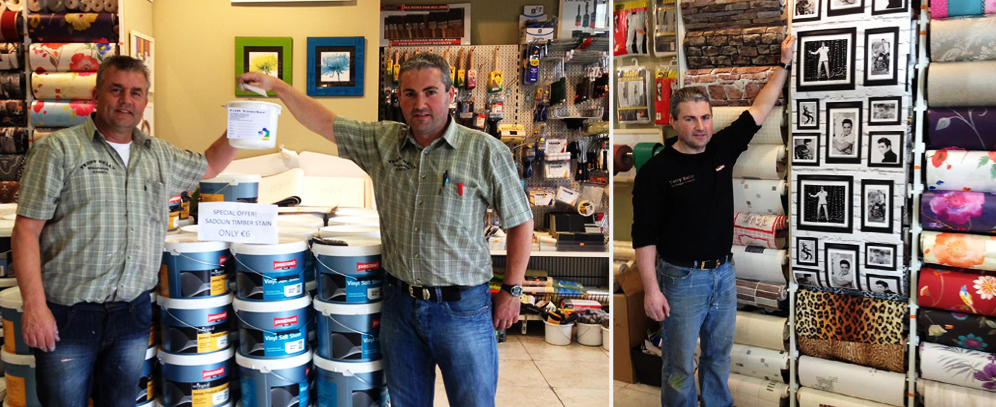 Paint And Wallpaper Stores