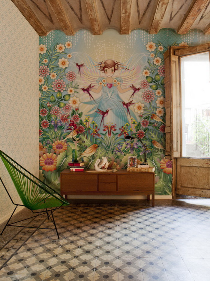 Paint By Numbers Wall Murals Part 15: Paint By Number Wallpaper Part 90