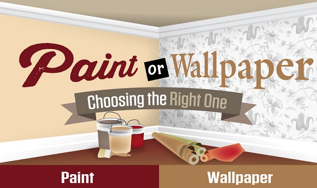 Paint Or Wallpaper