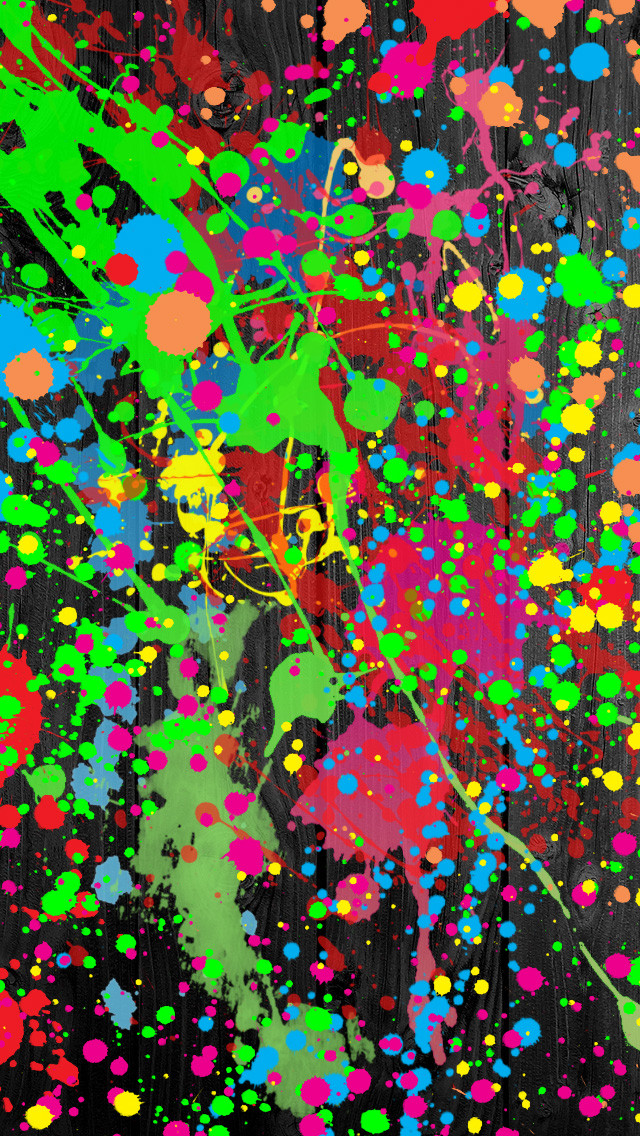 Download Paint Splatter Wallpapers Gallery