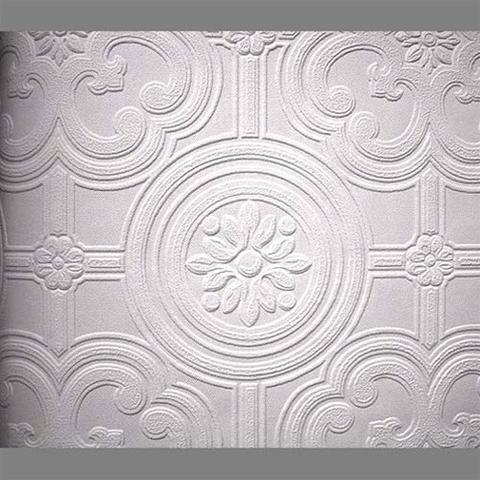 Paintable Embossed Wallpaper