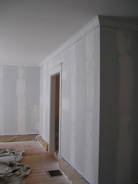 Painting After Wallpaper Removal