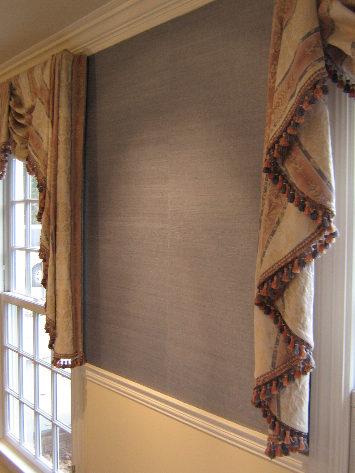 Download painting grasscloth wallpaper gallery for Paintable grasscloth wallpaper