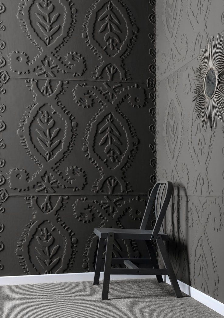 Painting Over Anaglypta Wallpaper