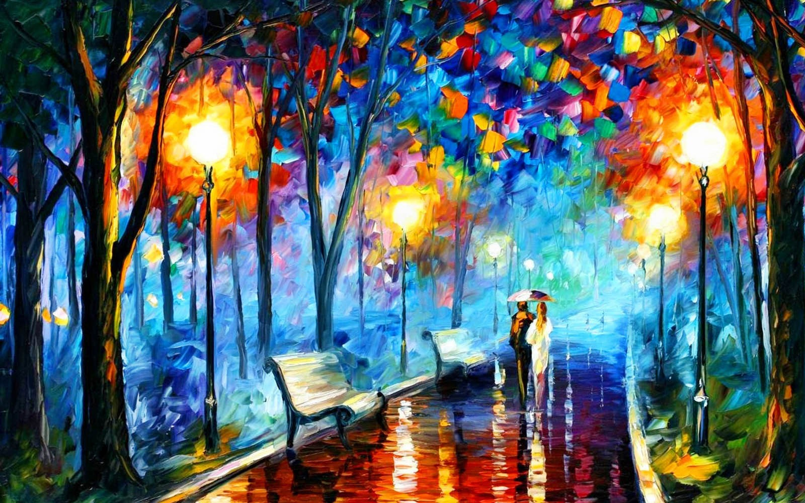 Painting Wallpaper Download