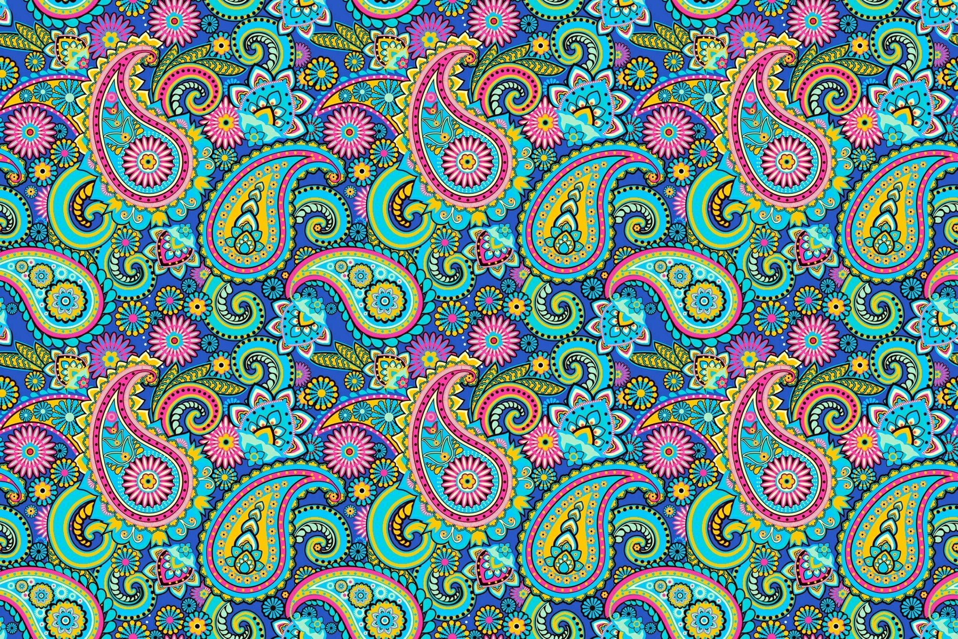 Download Paisley Pattern Wallpaper Gallery