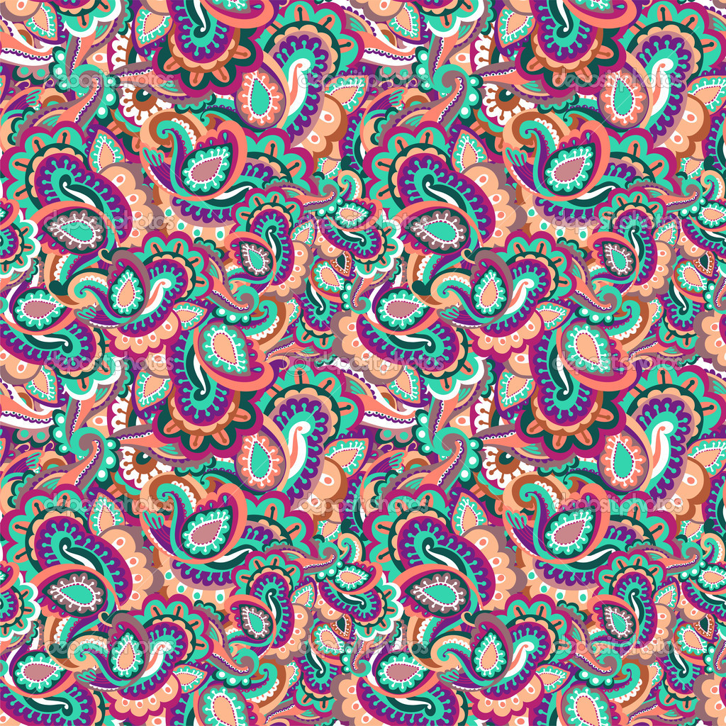 download paisley patterned wallpaper gallery