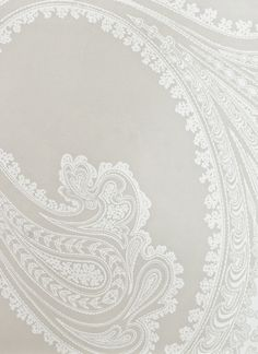 Paisley Print Wallpaper