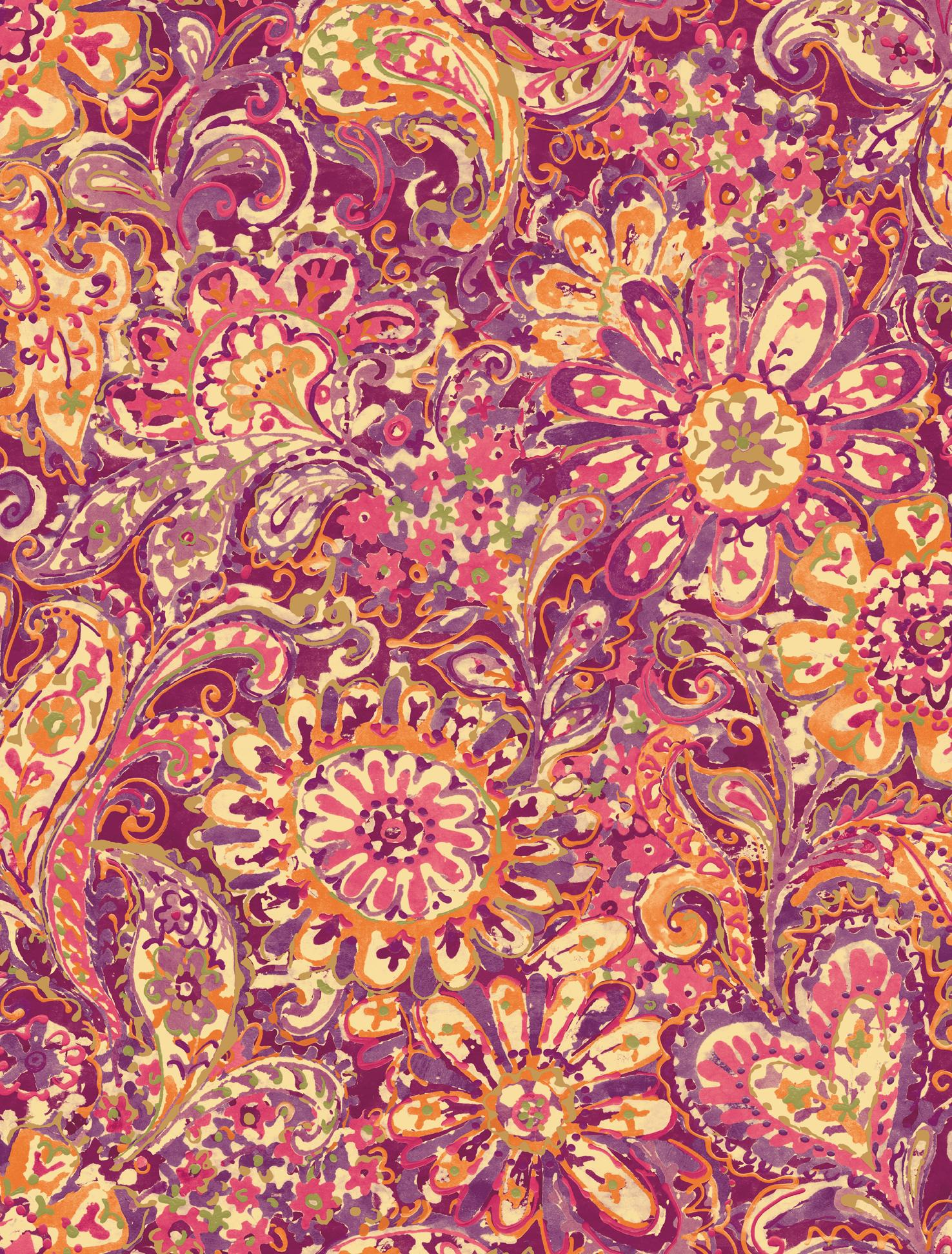 Paisley Wallpapers