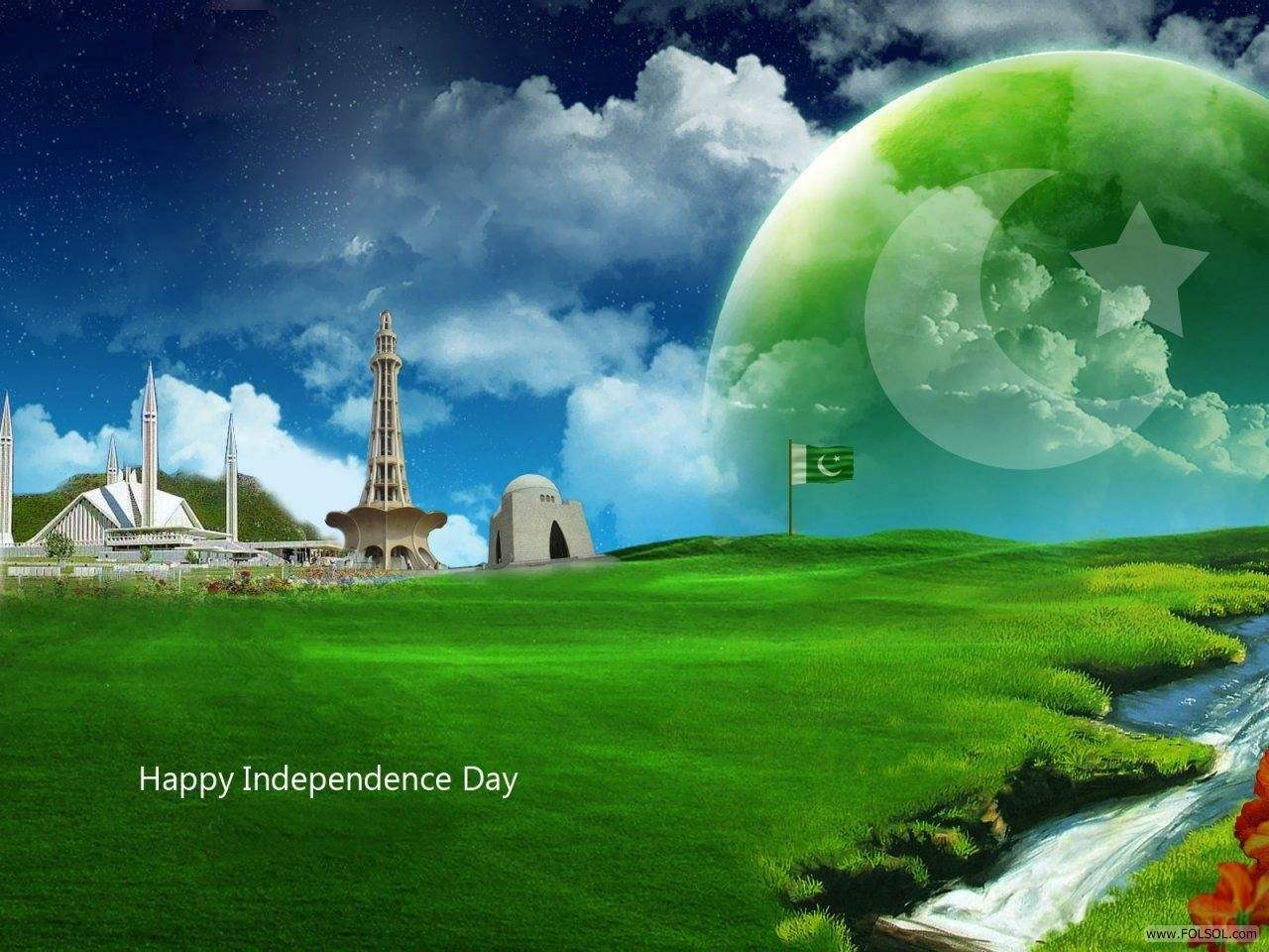 Pak Independence Day Wallpapers