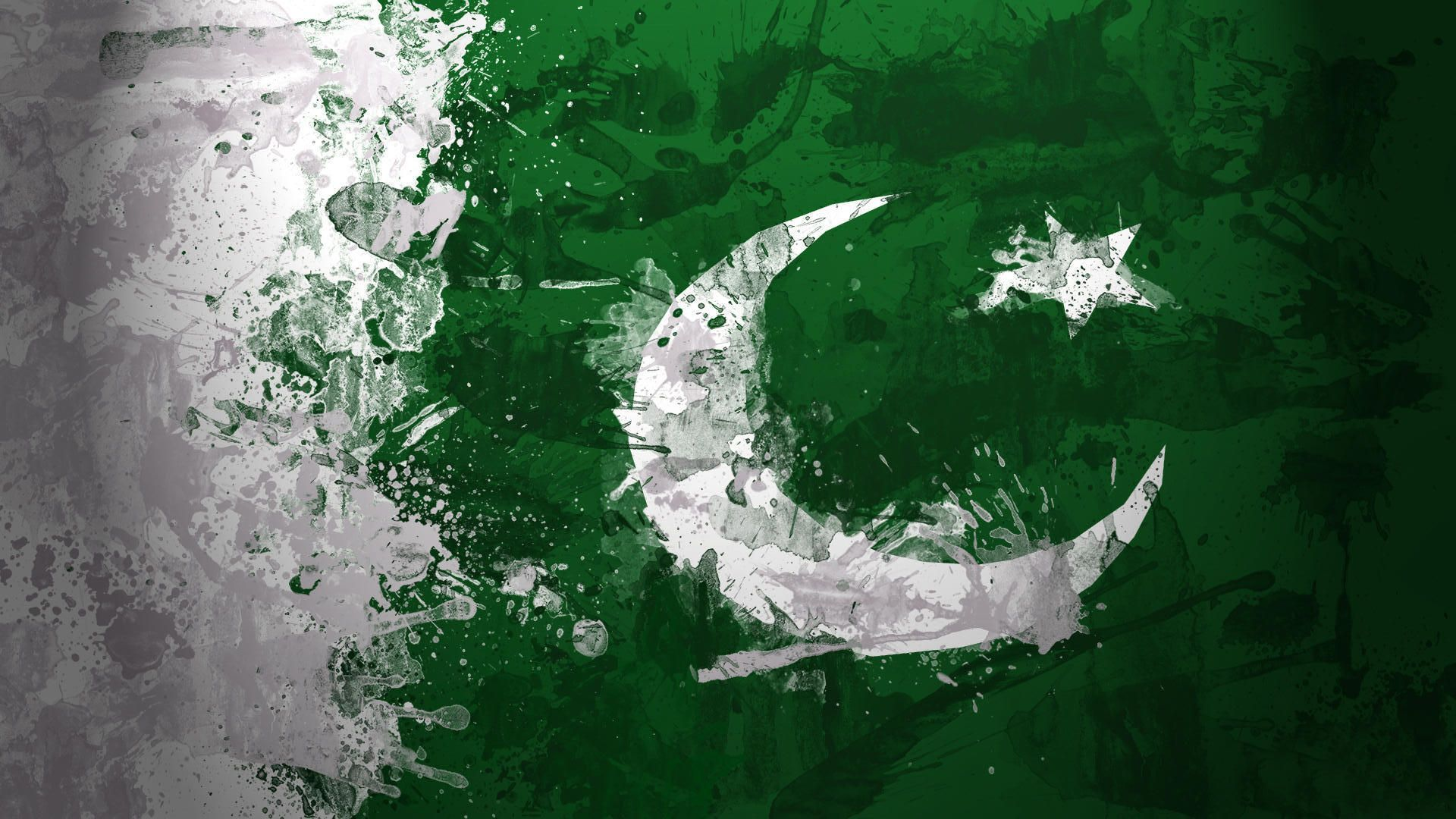 Pakistan Flag Image Wallpaper
