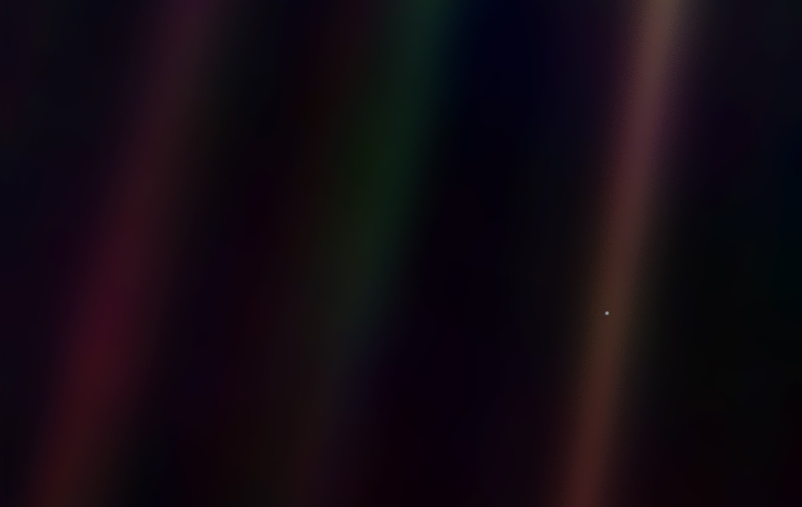 Pale Blue Dot Wallpaper