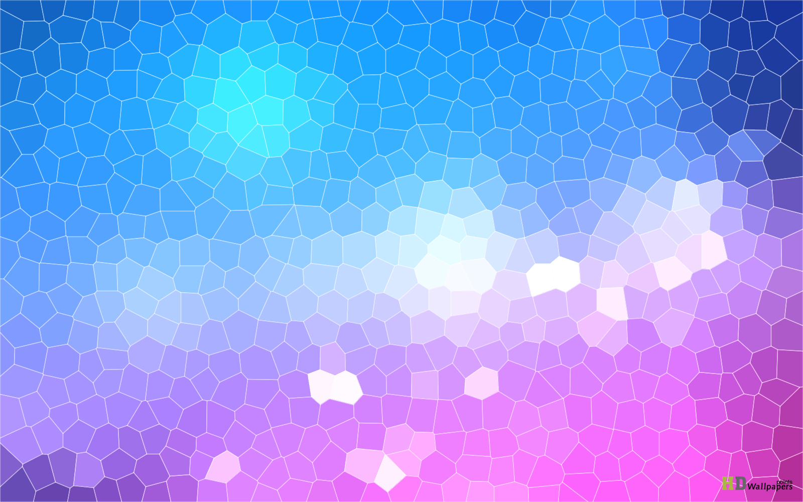Pale Pink And Blue Wallpaper