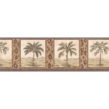 Palm Tree Wallpaper Borders