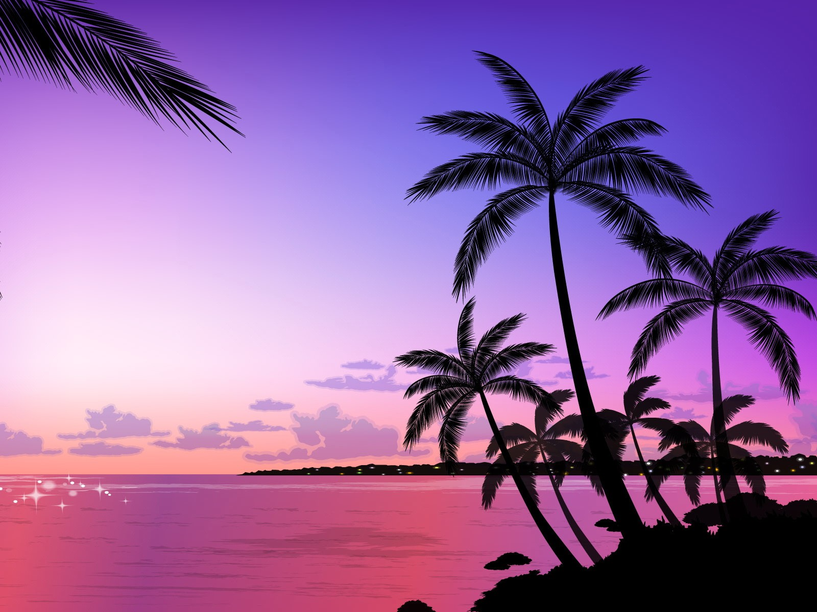 Palm Tree Wallpaper HD