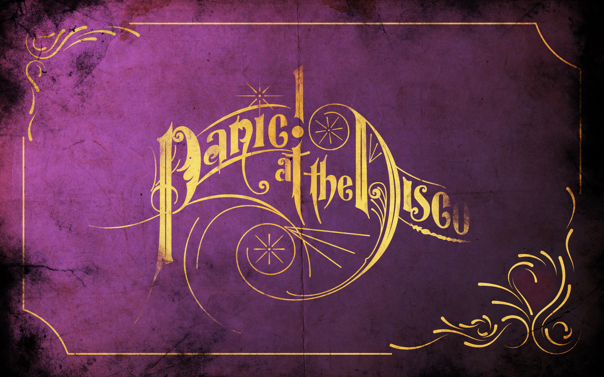 Panic At The Disco Desktop Wallpaper